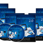 PLR Video Riches 2.0 Review By Francis Ochoco – Here Are Your Unrestricted Private Label Rights To Over 200 Training Videos Created By An Award Winning 10 Year Internet Marketing Veteran