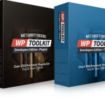 WP Toolkit Review By M Garrett – 600+ Premium Themes & Plugins with Developers Rights