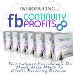 FB Continuity Profits Review By Mario Brown – What Everybody Ought to Know About Continuity Income Plus How A Tiny Tweak In My Business Lead To $11,476 In Recurring Revenue In Just 13 Days Without Hassle or Overwhelm