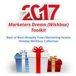 2017 Marketers Dream (Wish Box) Blowout Special Review By Sherman Fredericksen – This Amazing Royalty Free Media & Tool Assets Deal Grants YOU Immediate Access To Our Hand Picked Mega Collection of the Most Highly Sought After (Copyright Free) Marketing Assets on the Planet!
