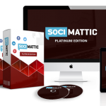 Socimattic PLATINUM Review By Brett Ingram and Mo Latif – SociMattic PLATINUM PRO 15,000,000 (Million) Quotes PLUS 365 Days Automation For Rapid Customer-Getting To Profits, Hands-FREE!