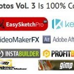 Fresh Stock Photos Vol. 3 Review By Youzign – Get 1,500 Brand New Fresh HD Stock Photo Shots Edited To Perfection With Free Extended Developers License!