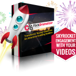 FlickDramatizer Review By Andrew Darius – Explaindio LLC – Turn Dull Videos And Images Into Visually Striking Blockbusters That Bring More Viewers, Generate More Leads, And Move People To Take Action