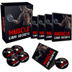 Muscle Gain Secrets [PLR] Review By Yu Shaun & Cally Lee – Here's How To Break Into The Lucrative Fitness Market With This Ready-To-Go, High Quality Product Without Burning A Hole In Your Pocket…