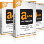 Azon Profit Builder : Unlimited Sites License Review By Ankur Shukla – Newbie-Friendly Software Builds 100% Autopilot Amazon Money Sites in Just 43 SECONDS – Web Hosting Included! Nothing to Download, Upload or Install – All Done For You!