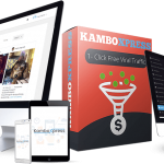 Kambo-Xpress Review By Deni Saputro – Get New Cloud Technology Brings You Cash-Generating Viral Traffic That Converts With The Push Of A Button!