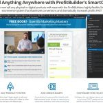 ProfitBuilder Professional Review By Sean Donahoe – Discover the Easiest Way to Build Awesome Landing Pages Fast, Generate High-Quality Leads, Convert Visitors & Dramatically Increase Revenue…