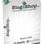 "Blogashop Pro+ by Karl ""The SharK"" Schuckert Review – Discover The Incredibly Effective Way For Snatching Up A Ton of FREE Traffic To Your Store & Site On Complete Autopilot!"