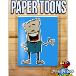 PaperToons by Marc Sylvester Review – 40 Amazing Characters in a unique style that'll really make you stand out from your competition!