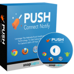 Push Connect Notify 2017 Edition- Unlimited Personal License by Jimmy Kim Review – Discover How You Can Leverage The Power Of Push Notifications AND Build Your Email List, All At The Same Time!