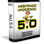 Arbitrage Underdog 5.0 by Tom E Review – Get 100% Commission On The Software Relaunch Of The Year! $300,000+ Paid Out To Affiliates Last Time!
