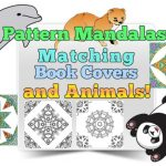 Pattern Mandalas, Detailed Animal Art and Matching Book Covers by Debbie Miller Review – Ideas On How To Enhance Your Pattern Mandals By Adding Clip Art Or Word Art!
