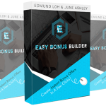 Easy Bonus Builder by June Ashley Review – New Breakthrough App Lets You Build Guru-Level Bonus Pages In Just Minutes!