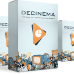 Decinema: Cinematic-Visual Video Template by Agus Sakti Review – Now You Can Create Studio Quality Videos Instantly Using Just Powerpoint Less Than 10 Mins FLAT Without Extra Additional Software & Plugin.
