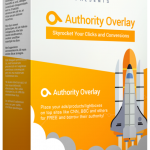 Authority Overlay – Lifetime  by Justin Anderson Review – Steal Reputation from Top Sites to Skyrocket Your Clicks, Sales and Traffic