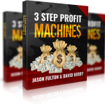 3 Step Profit Machines by Jasonwebmedia Review – Real Life Case Study Reveals EXACTLY How To Make $106.82 In 24hrs or Less