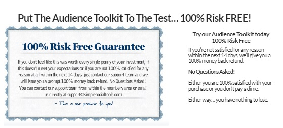 FB Audience Toolkit by Simple Social Tools Review – Build A Highly